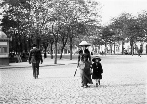 Av. da Liberdade, Lisboa (J. Benoliel, 1912)