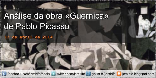 Análise da obra «Guernica» de Pablo Picasso