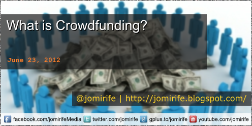 Blog post: What is Crowdfunding?