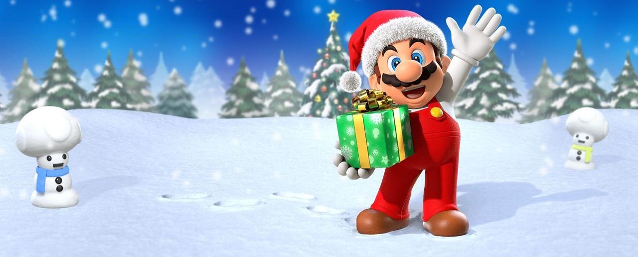 Super Mario Natal 2016
