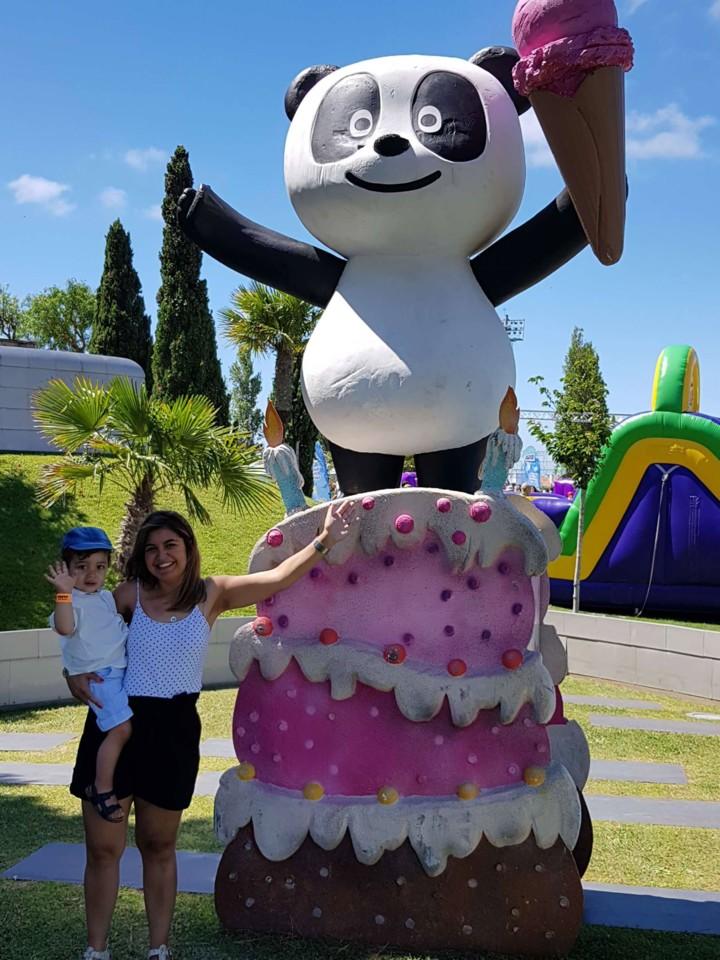 O Festival Panda é fixe!