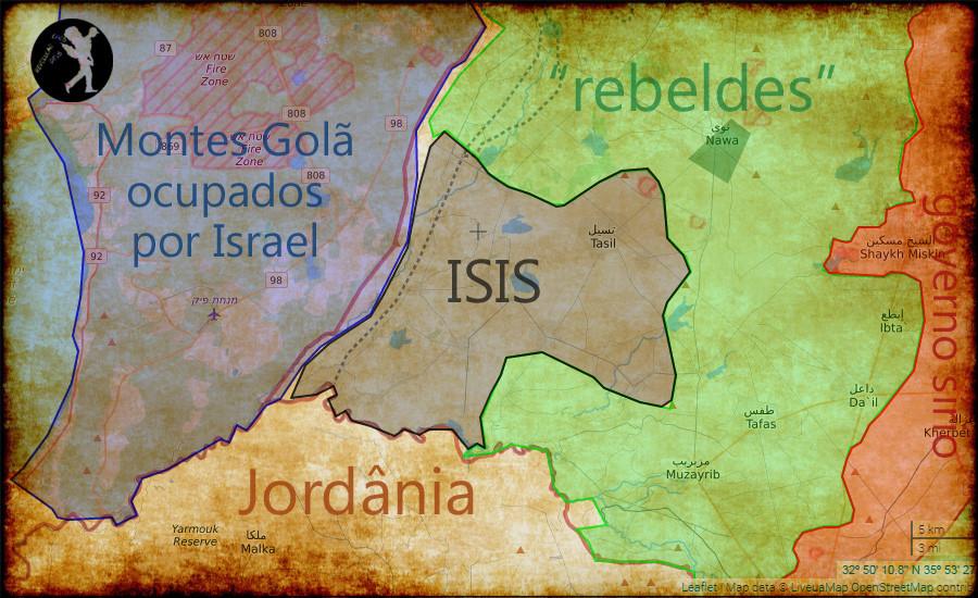 sul da Síria