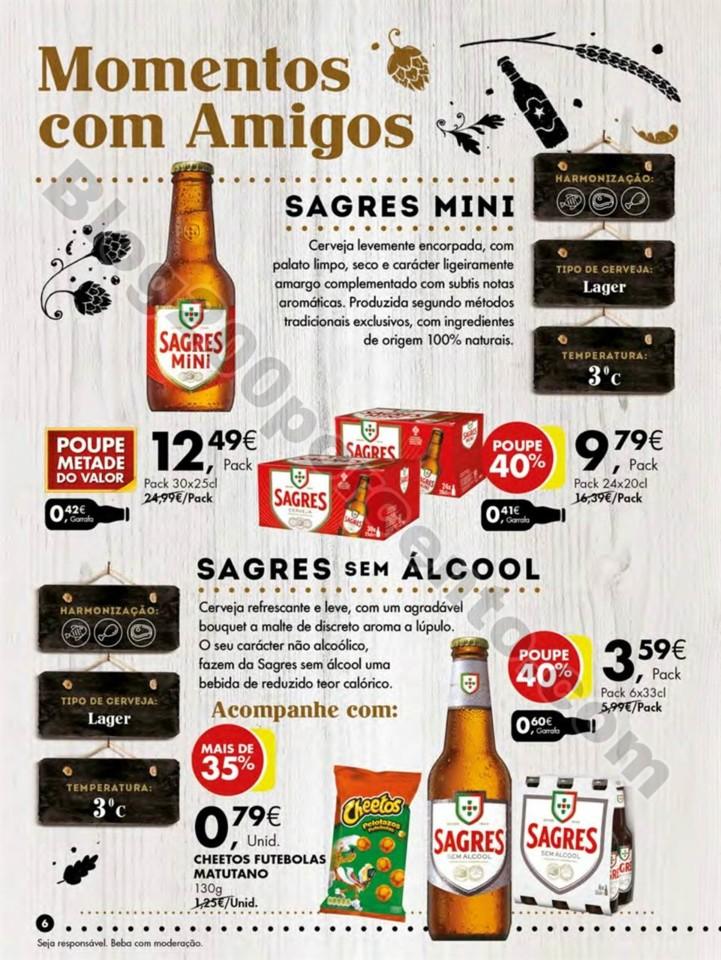 Antevisão Folheto PINGO DOCE Especial cervejas de