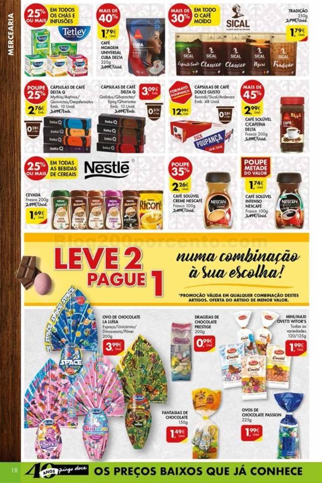 Antevisão Folheto PINGO DOCE Madeira Pomoções d