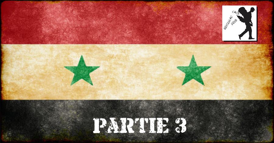 Syrie, qui croire - 3 partie