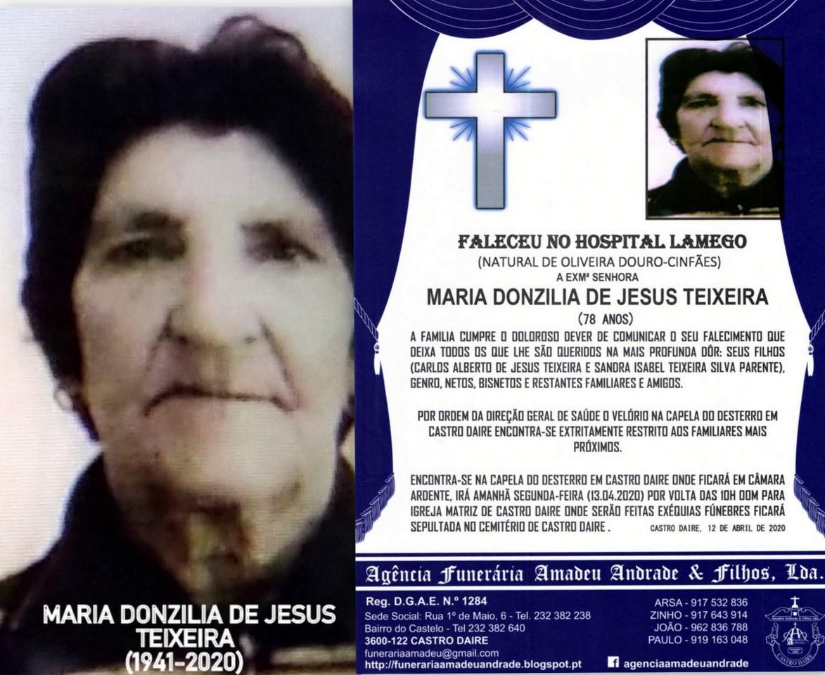 FOTO RIP DE MARIA DONZILIA DE JESUS TEIXEIRA-78 AN