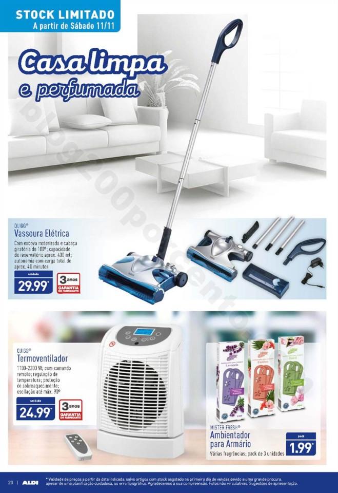 Antevisão Folheto ALDI Promoções a partir de 8