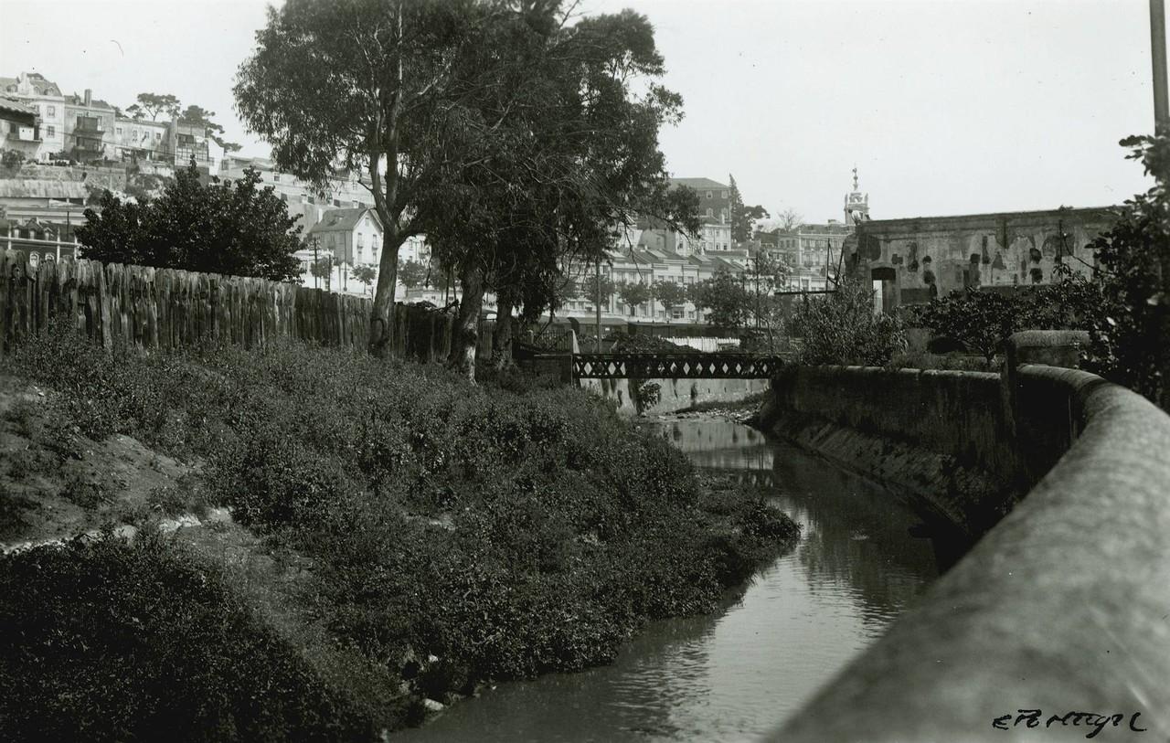 A ribeira de Alcântara,1944.jpg