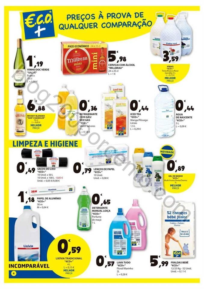 Antevisão Folheto E-LECLERC Extra promoções de