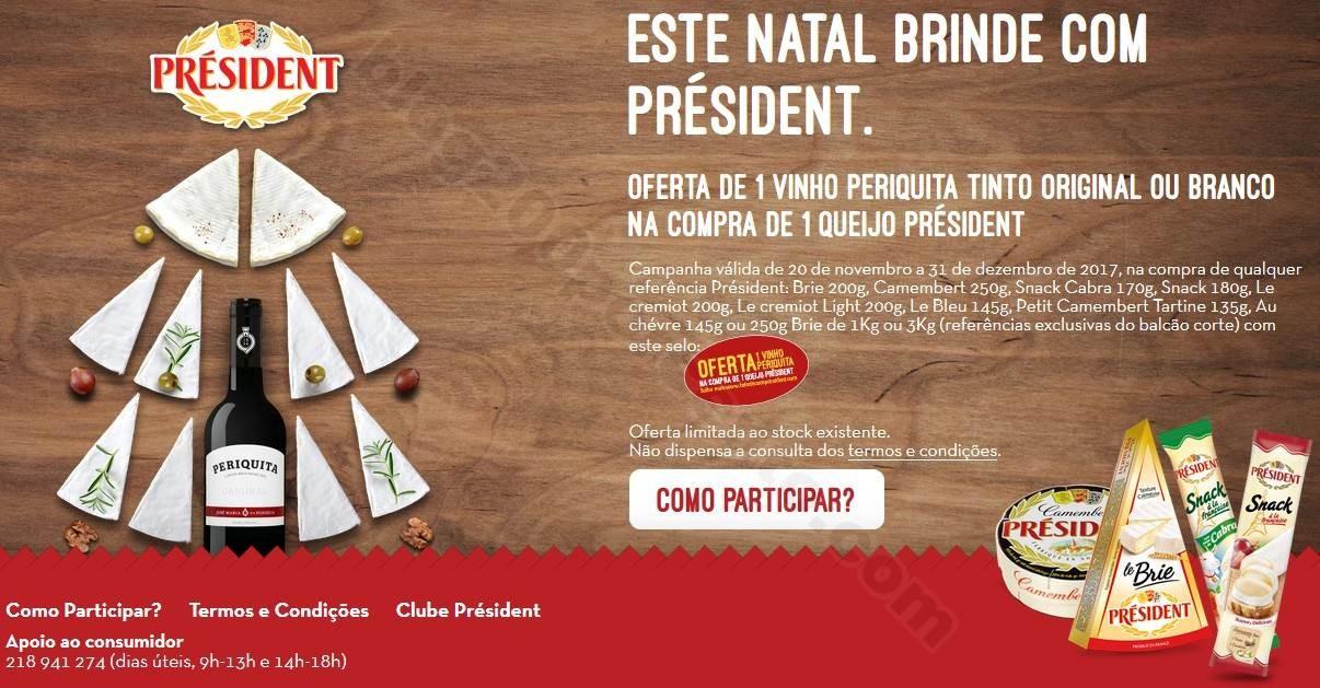 Resultado de imagem para Président Oferece Vinho Periquita