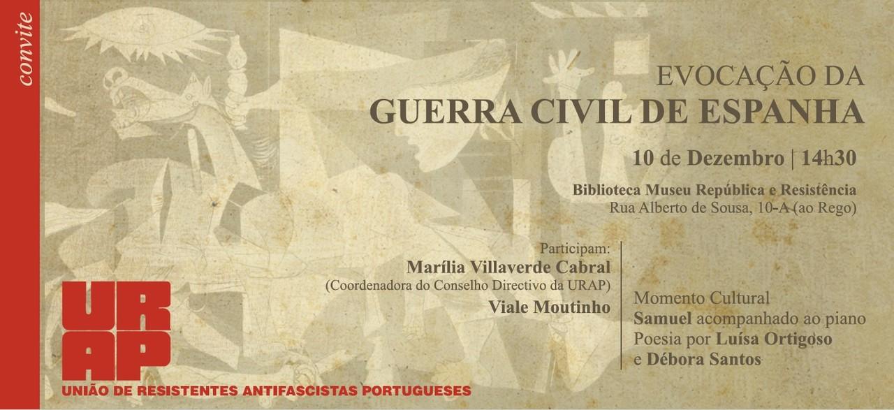 URAP Guerra Civil Espanha