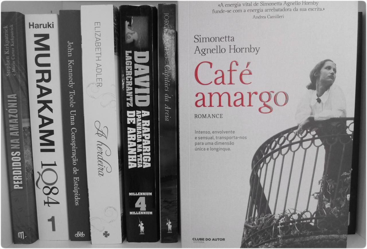 Café Amargo | Livro Clube do Autor