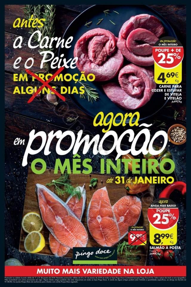 Antevisão Folheto Pingo Doce Super 23 janeiro p1.