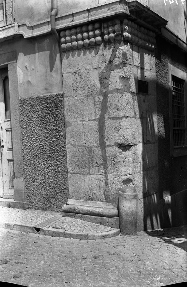 Cunhal das Bolas, anos 40, foto de Eduardo Portuga