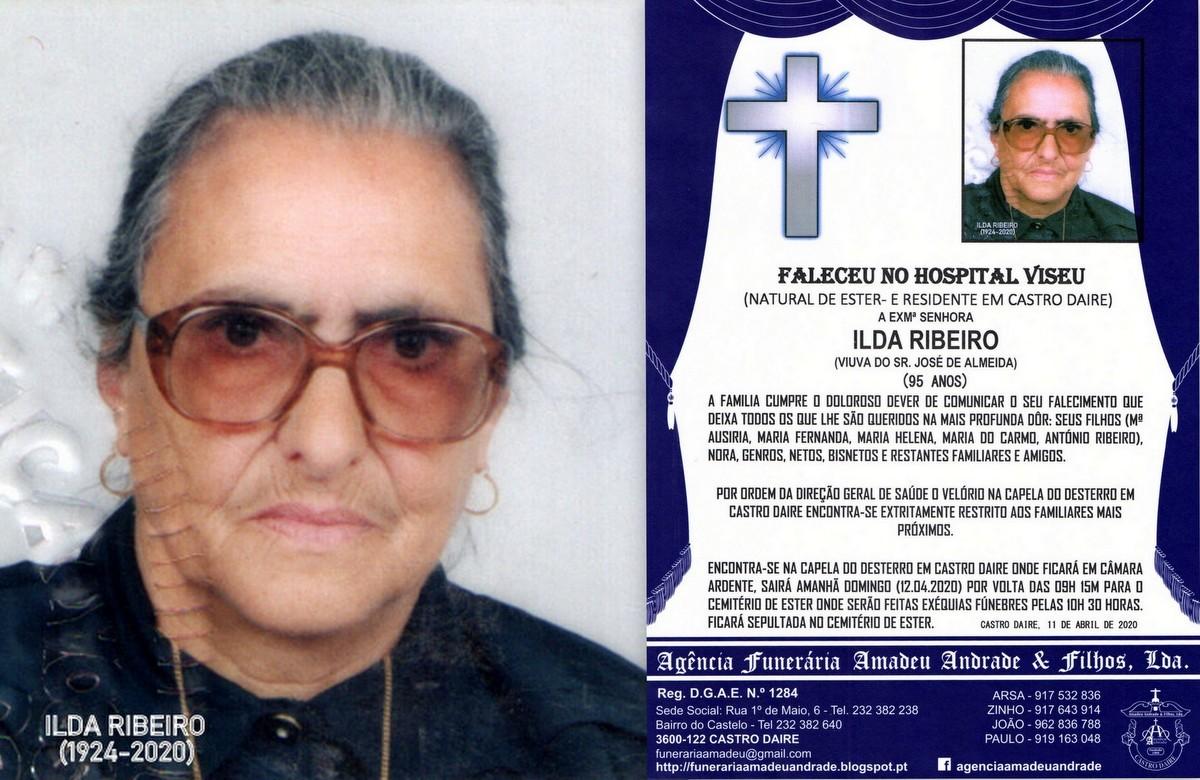 FOTO RIP  DE ILDA RIBEIRO-95 ANOS (CASTRO DAIRE).j