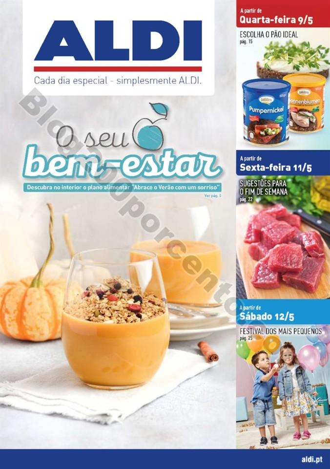 Antevisão Folheto ALDI Promoções a partir de 9