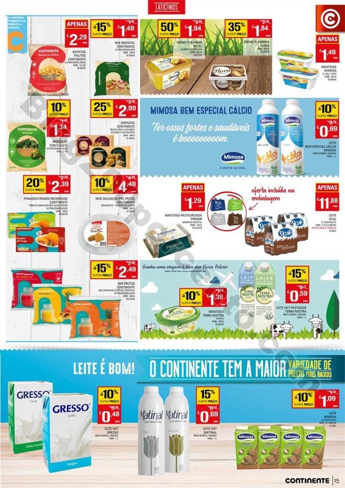 Antevisão Folheto CONTINENTE Promoções de 24 a