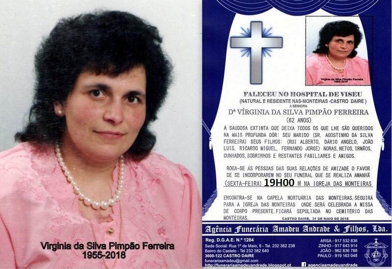 FOTO RIP  DE VIRGINIA DA SILVA PIMPÃO FERREIRA-62