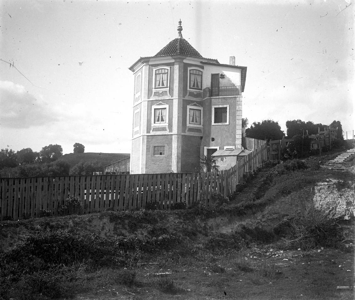 Parque Eduardo VII, casal da Torrinha, ant. 1916,