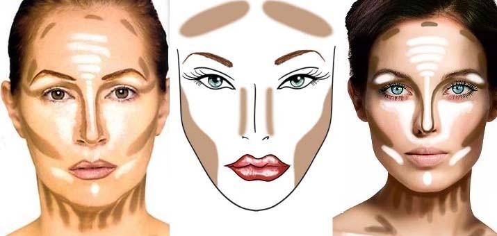 contorno-aprenda-a-fazer-contorno-facial-técnica-