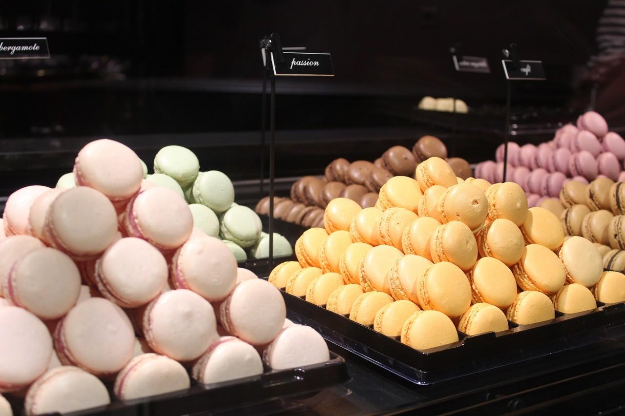 Macarons @pixabay