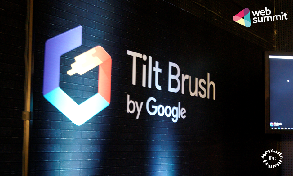 Tilt Brush using VR by Google