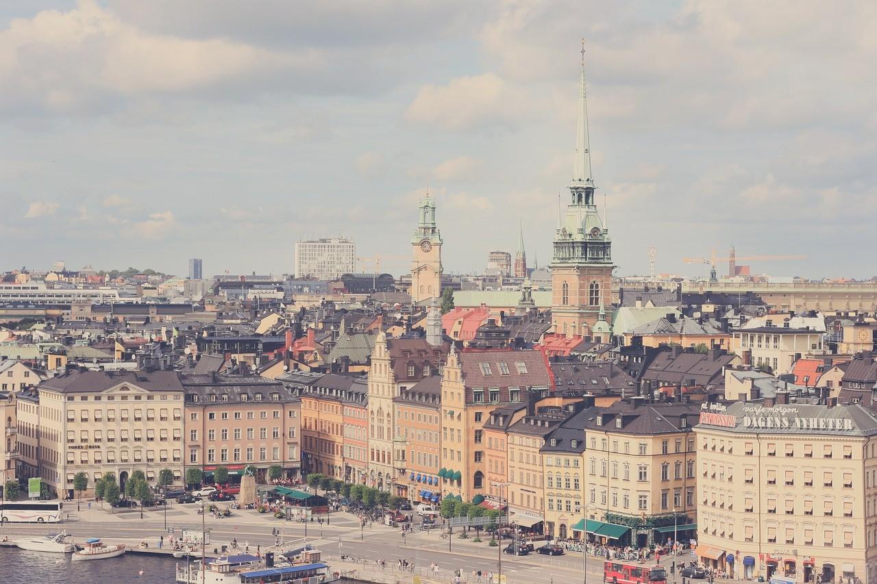 Estocolmo@pixabay