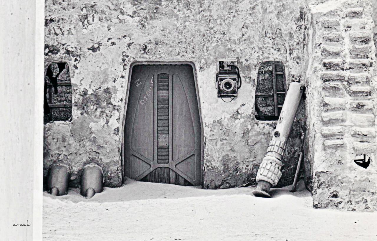 ao acaso #47 Mos Espa, cenário da Guerra das Estr