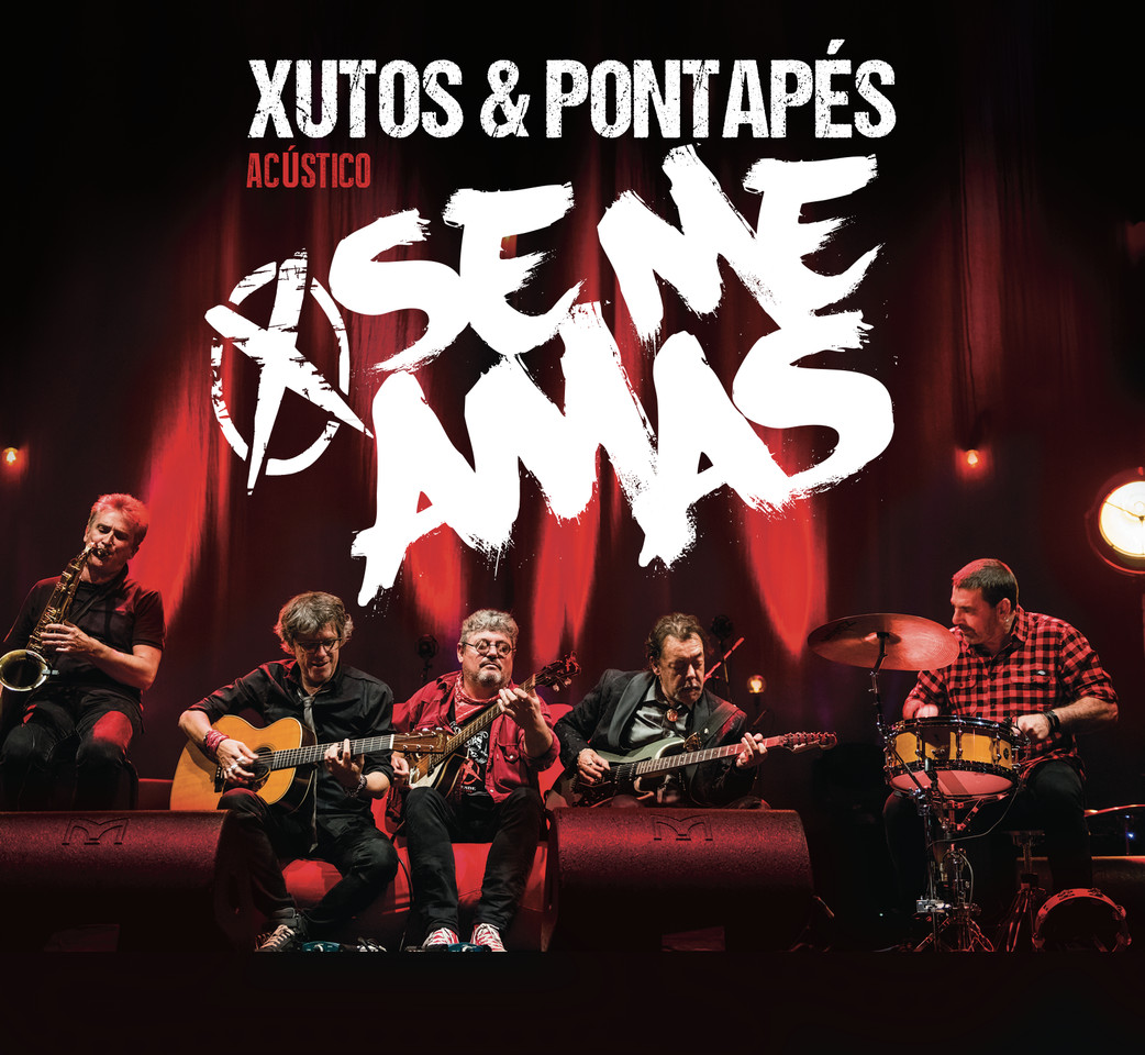 Xutos & Pontapes - Se Me Amas (cover).tif