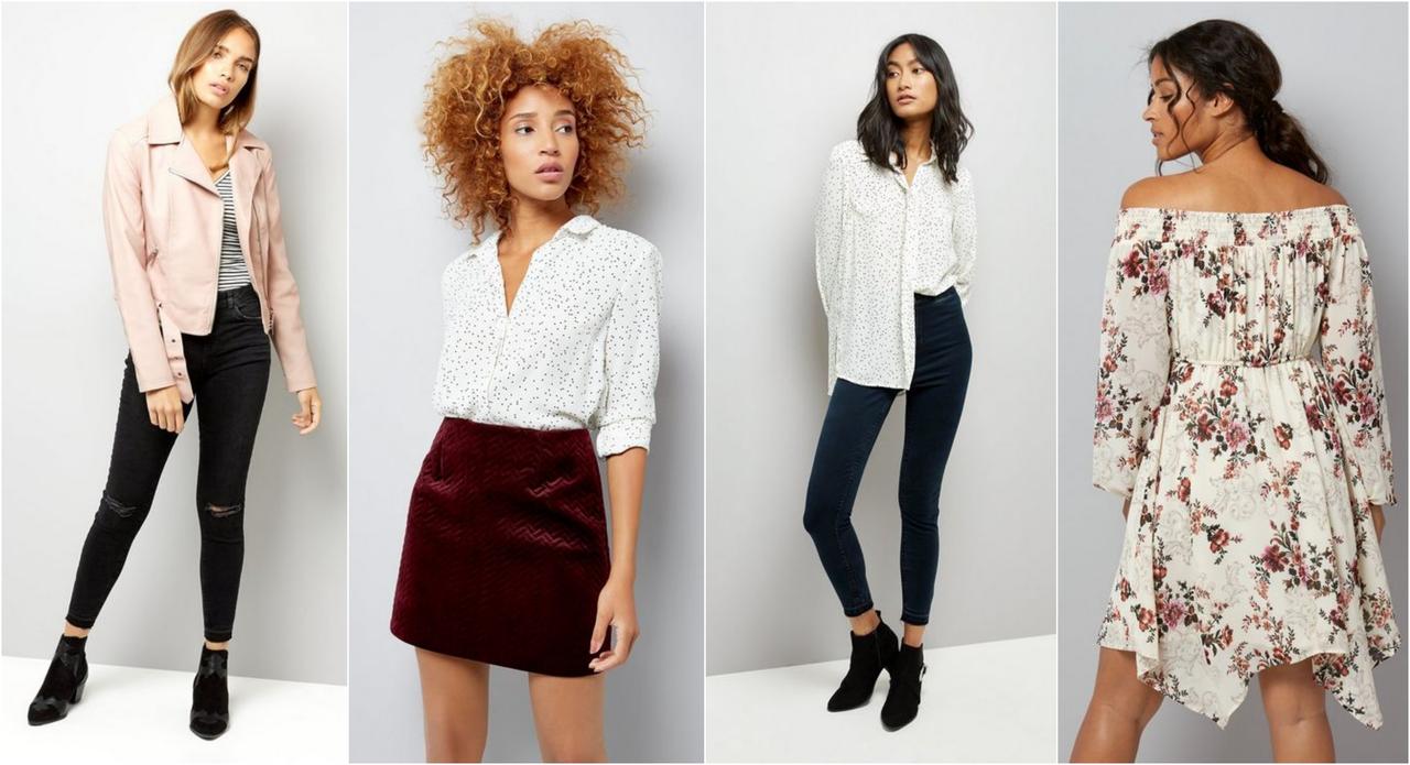 Top 5 | Lojas Favoritas - New Look