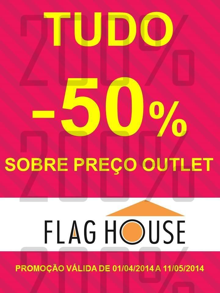 50% de desconto   FREEPORT   FlagHouse