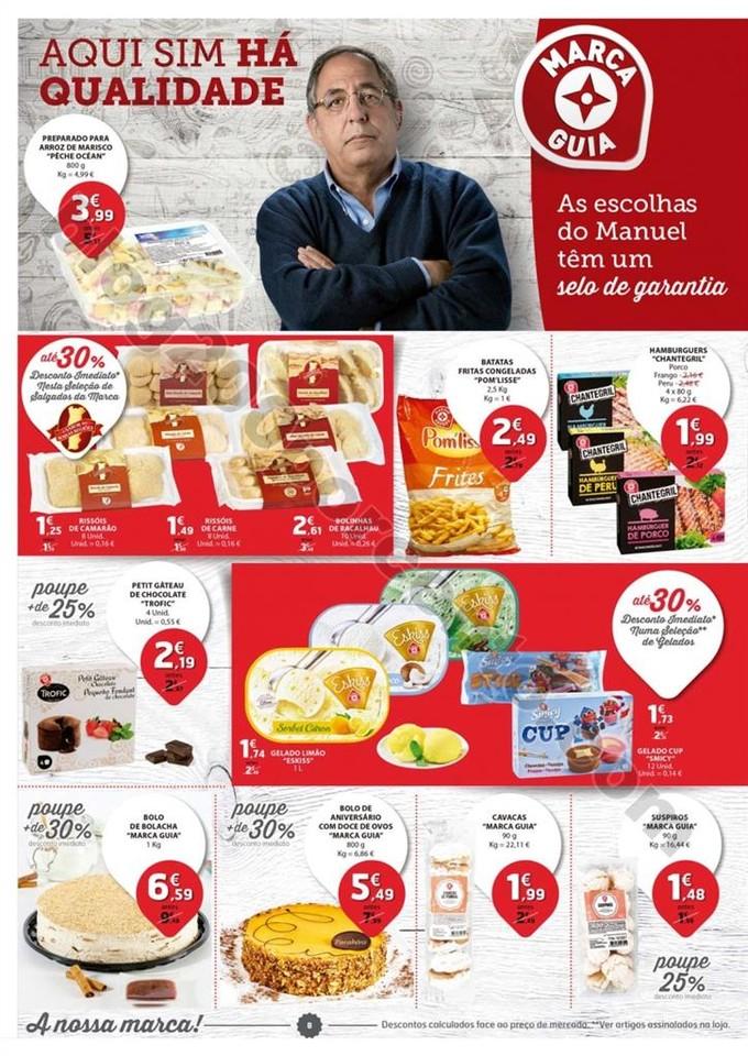 Antevisão Folheto E-LECLERC Promoções de 15 a 2