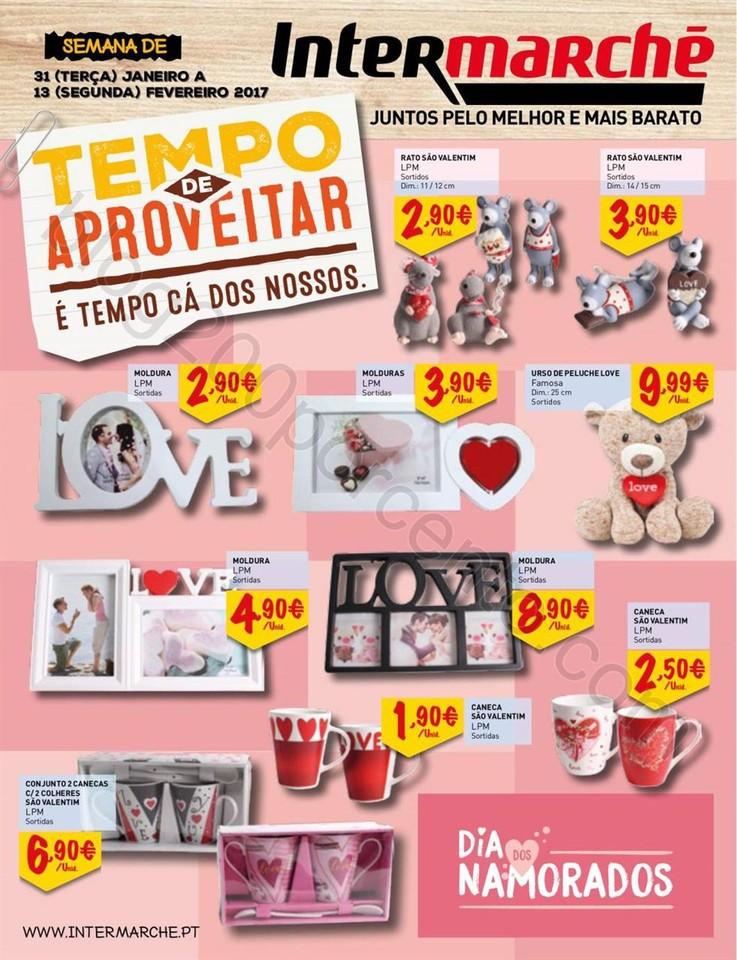 Antevisão Folheto INTERMARCHÉ Dia dos Namorados