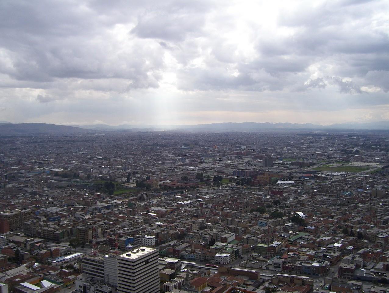 Bogotá @pixabay