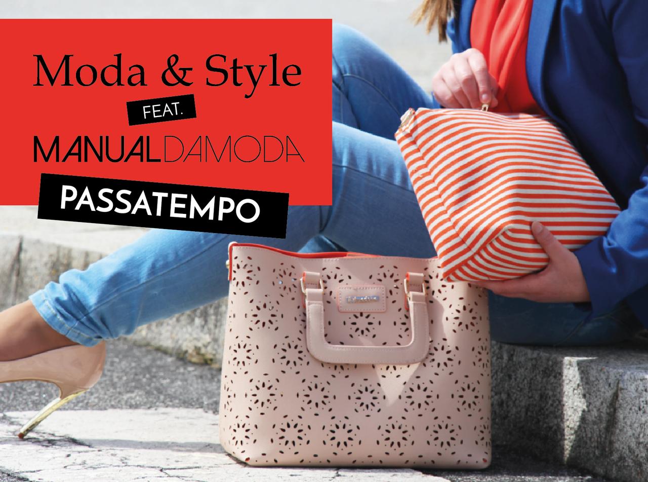 Passatempo Manual da Moda - Moda & Style