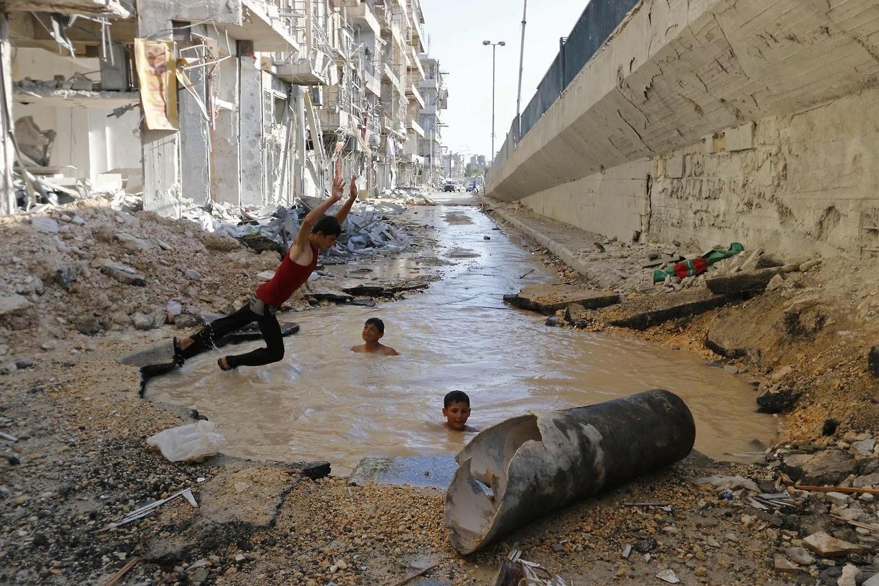 Aleppo, Syria, 2014.jpg