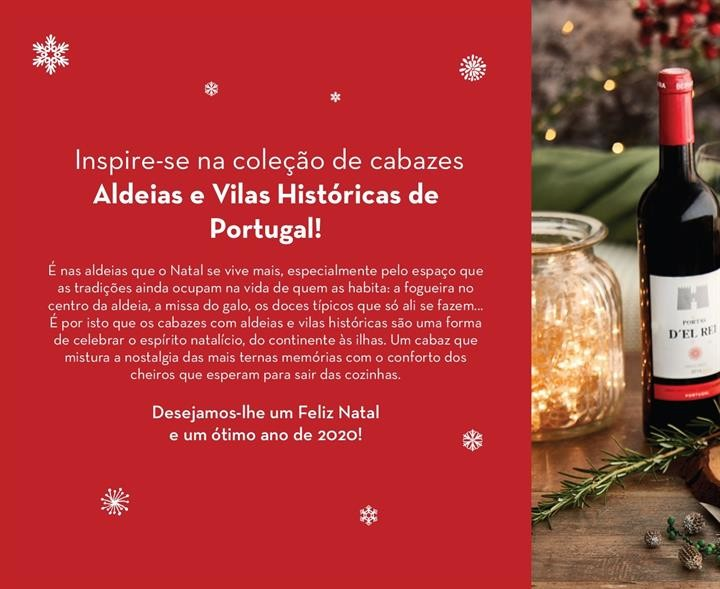 Antevisão Folheto CONTINENTE Cabazes de Natal Pro
