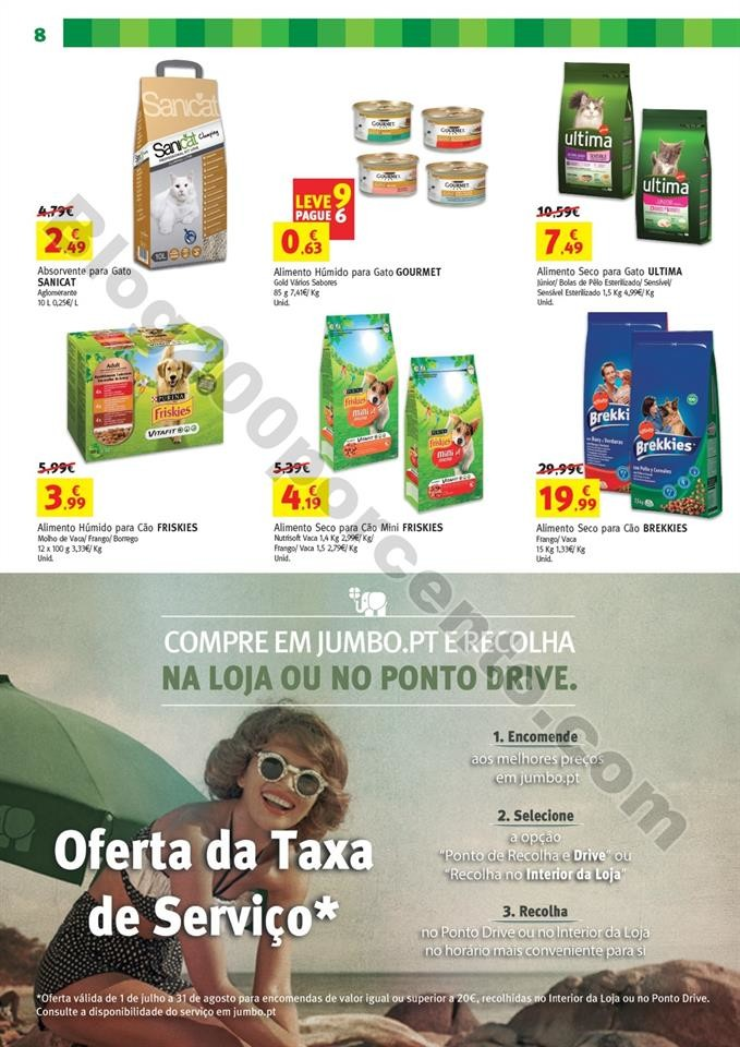 Antevisão Folheto JUMBO Promoções de 25 a 31 ju