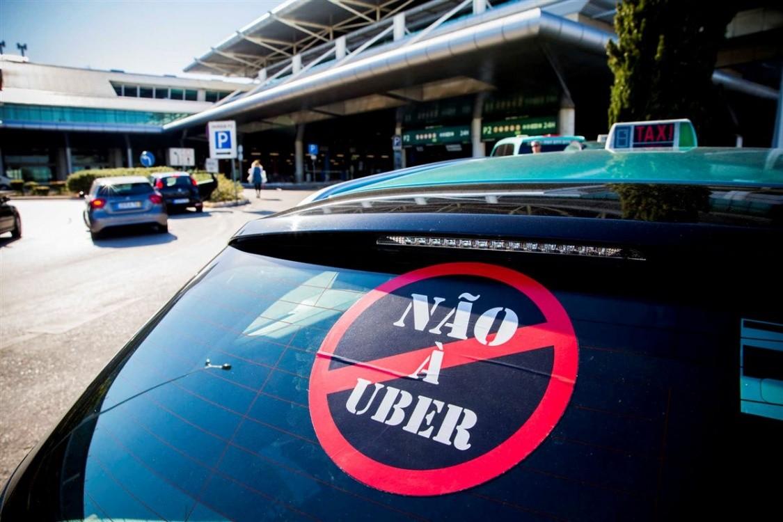 Uber-Táxi