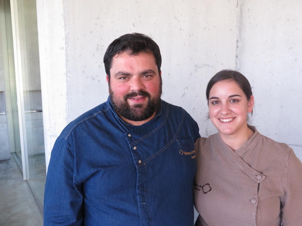 Diogo Rocha e Inês Beja