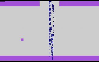 Imagem do nível secreto em Adventure