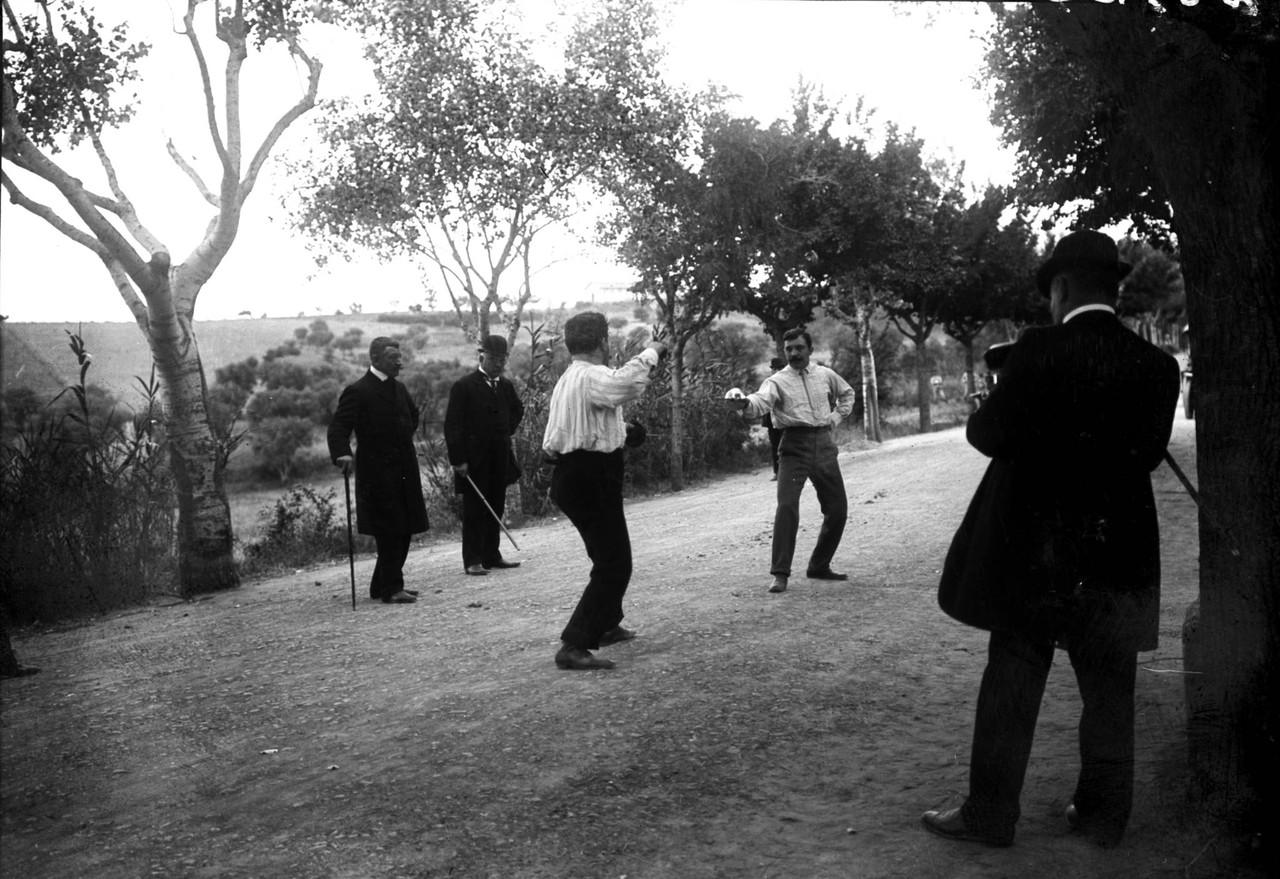 Duelo entre o conde de Penha Garcia e Afonso Costa