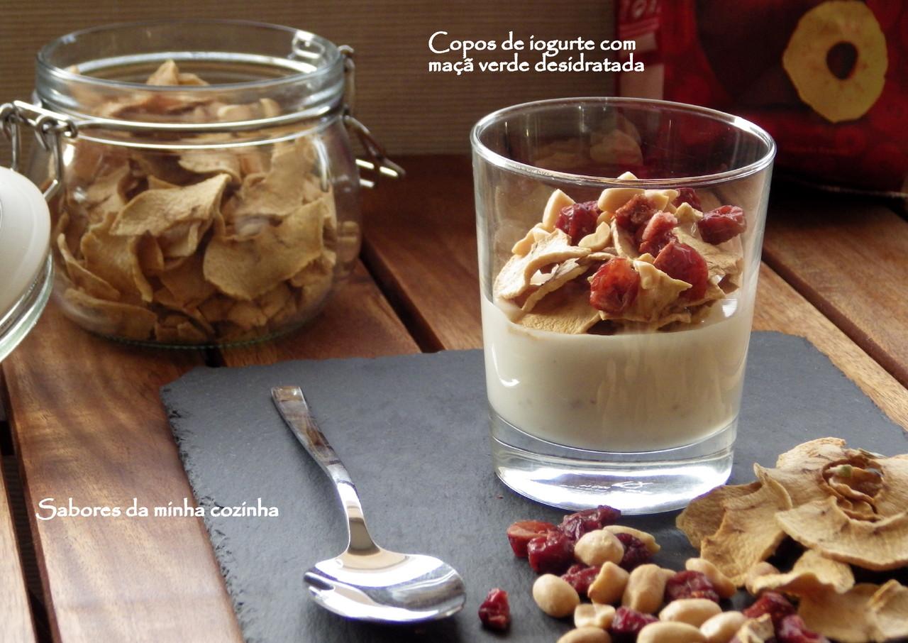 IMGP5248-Copos de iogurte com maçã verde desidra