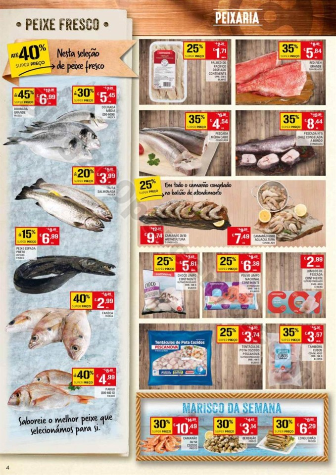 Folheto Promoções Continente Antevisão 9a15 jan
