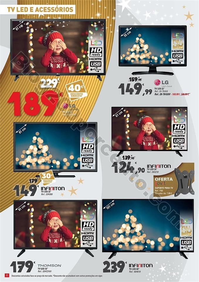 Bazar E-LECLERC Natal promoções 27 novembro p2.j