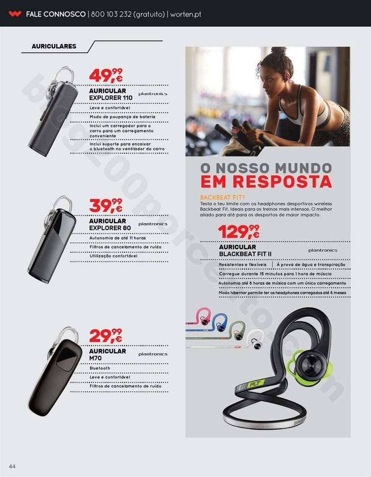 Antevisão Folheto WORTEN Mobile Promoções de 9