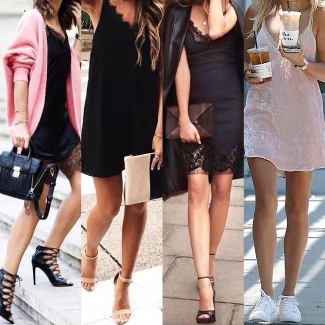 Tendências de A a Z | Slip Dress