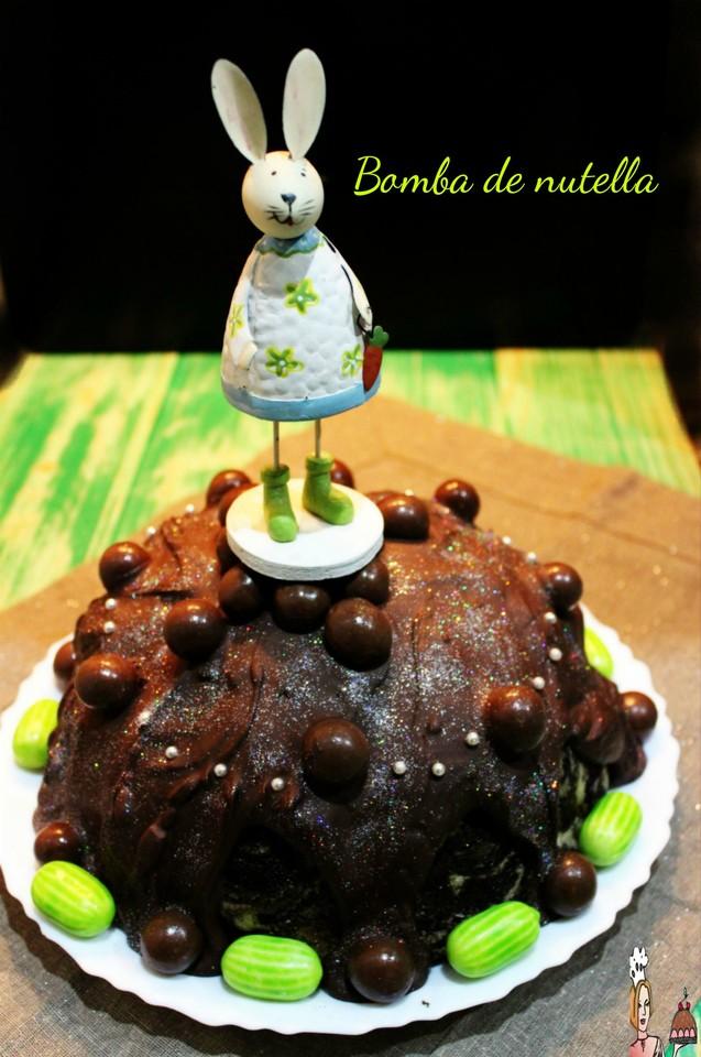Bomba de Nutella