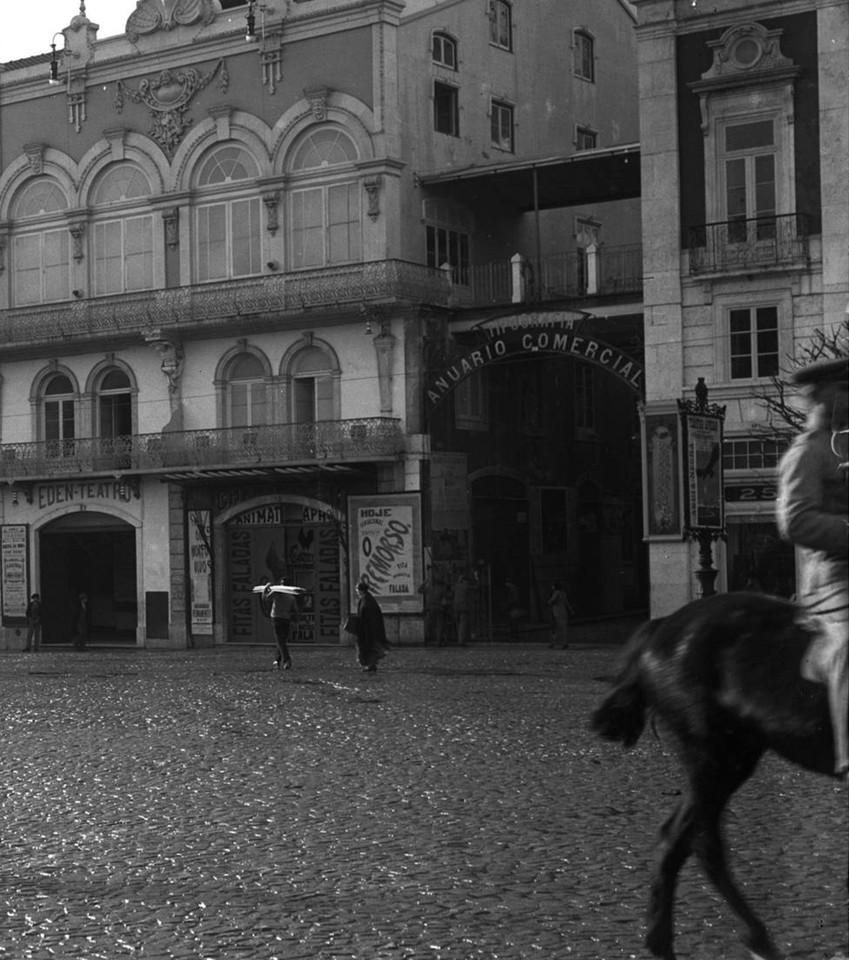 Antigo Eden Teatro, foto de Joshua Benoliel1.jpg