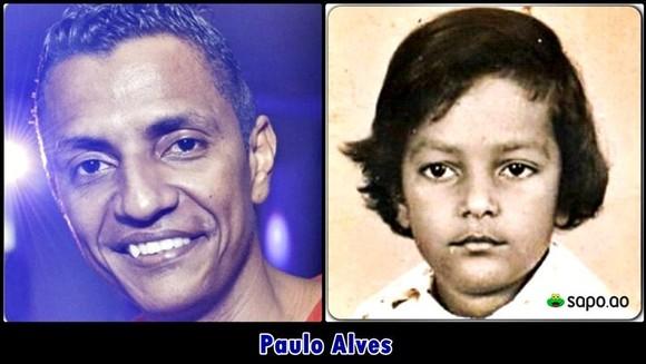 Paulo Alves tinha mais ares do irmão Ricardo